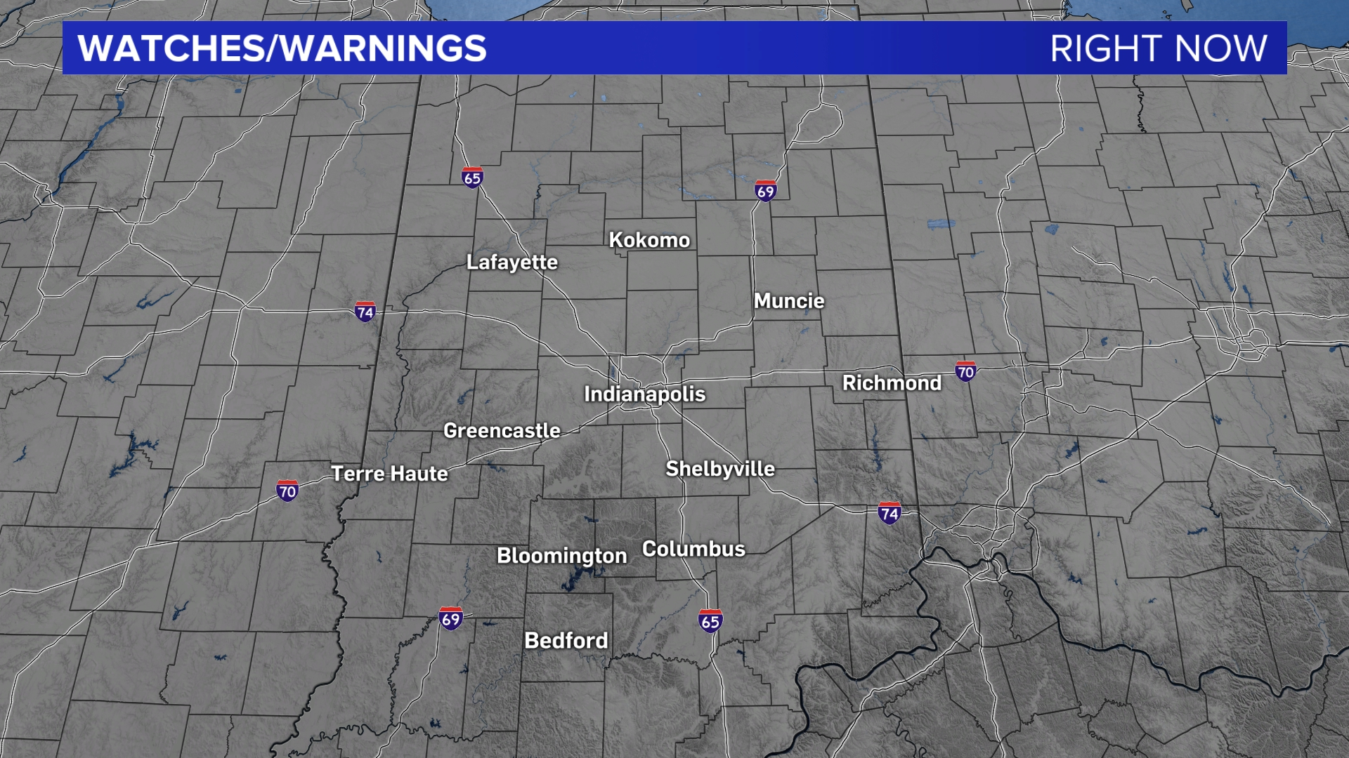 Indianapolis winter watches warnings weather 13 wthr indianapolis for Winter watches